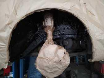 Смотреть фотографию  Жидкий Локер - Антикор автомобиля на 15 лет 76208662 в Новосибирске