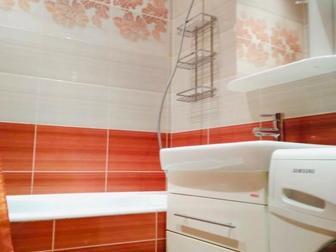 Отличный вариант однокомнатной квартиры,с хорошим ремонтом,  Встроенная гардеробная,большая лоджия на два окна(6кв, м) Ремонт делали для себя,использовали современные,качественные в Новосибирске