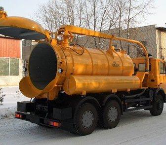 Фотография в Авто Спецтехника Для осуществления услуг по вывозу илового в Новосибирске 0