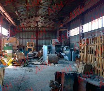 Изображение в Недвижимость Коммерческая недвижимость Неотапливаемое производственно-складское в Новосибирске 120000