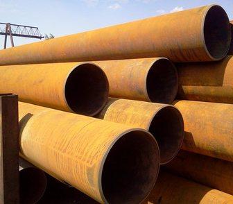 Фотография в Труба стальная Бу, восстановленные 377х10 ц/т, вода, битум  426х5 м/ш, вода, в Новосибирске 0