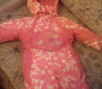 Изображение в   продам комбинезон детский зима осень для в Новосибирске 1000