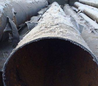 Фотография в Труба стальная Бу, восстановленные 630х7, 5-8 с/ш, вода, пленка 18000р/тн  Трубы в Новосибирске 0
