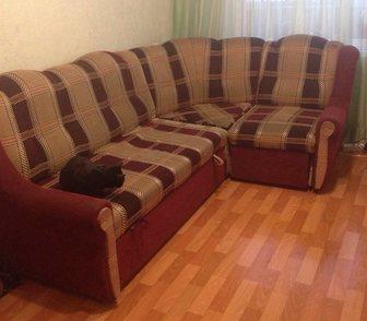 Изображение в Мебель и интерьер Мягкая мебель Продам диван механизм дельфин.   из плюсов: в Новосибирске 8000