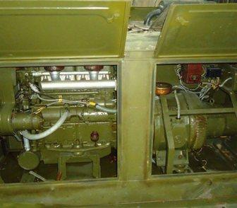 Фотография в Электрика Электрика (оборудование) Стационарный/передвижной на одноосном прицепе в Новосибирске 0