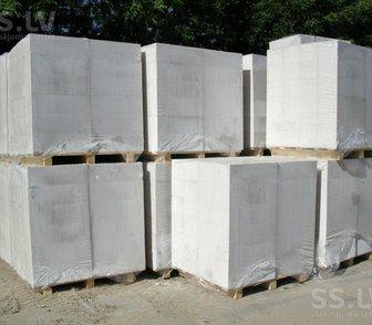 Фотография в Строительство и ремонт Строительные материалы Бетолек, сибит — стеновые блоки из газобетона, в Новосибирске 3900