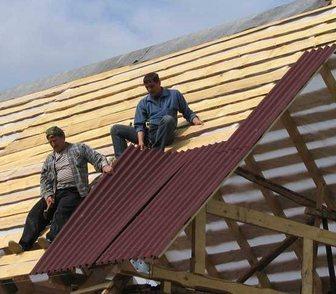 Фотография в Строительство и ремонт Строительство домов Выполняет качественно и в сжатые, удобные в Новосибирске 700