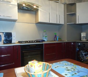 Фото в Мебель и интерьер Кухонная мебель Изготовление кухонь на заказ с МДФ ФАСАДАМИ в Новосибирске 0