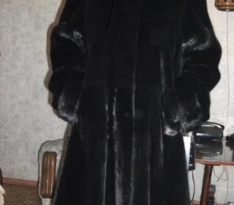 Изображение в   Шуба большого размера.   Цвет -черный бриллиант. в Москве 80000