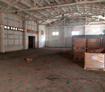 Изображение в Недвижимость Аренда нежилых помещений Капитальное неотапливаемое складское помещение. в Новосибирске 120000