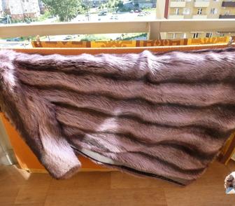 Изображение в   Шуба в пол, без капюшона. в Новосибирске 12000