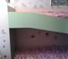 Фото в   Продам детскую двухярусную кровать с матрасами в Новосибирске 10000