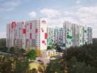 Продается 1комнатная квартира в ЖК Аленовский парк, располож