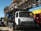 Смотреть фотографию Спецтехника Мобильная буровая установка МБУ-125 36810381 в Новом Уренгое