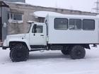 Фотография в   Полноприводный вахтовый автобус на базе ГАЗ в Абазе 285000