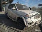 УАЗ Pickup 2.7МТ, 2017, 66330км