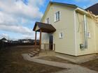 Уникальное фото  Дом зимний со всеми коммуникациями в деревне Верховье Жуковского района, 37390735 в Обнинске