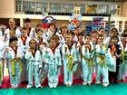 Смотреть фото Разное сомооборона для женщин, боевые искусства! Тренировки для детей тхэквондо ВТФ (олимпийский вид спорта) 33871910 в Одинцово