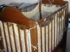 Фотография в Для детей Детская мебель Детская кроватка в хорошем состоянии. Маятник. в Одинцово 3000