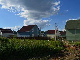 Увидеть изображение Продажа домов Коттедж, 220 м2, на участке 6 сот, , д, Подлипки 32729253 в Одинцово