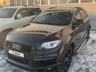 Audi Q7 3.0AT, 2014, 117000км