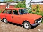 Москвич 2136 1.4МТ, 1976, 56500км