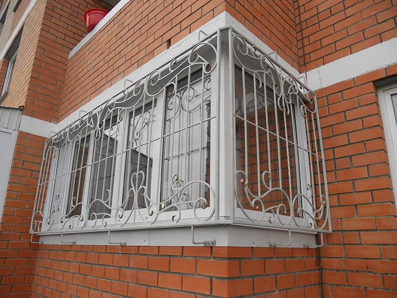 Омск: оконные решетки цена 800 р., объявления строительство .