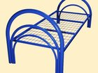 Фото в Мебель и интерьер Мебель для спальни Предлагаем металлические кровати (одноярусные в Омске 750