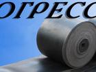 Уникальное изображение Другие строительные услуги Ремни клиновые, лента транспортёрная, рукава, шланги, техпластина, резина листовая, 32614895 в Омске