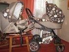 Фото в Для детей Детские коляски Продам коляску 2 в 1 в хорошем состояние в Омске 7500