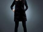 Фото в Одежда и обувь, аксессуары Женская одежда Размер жилетаот 42 до 50  Мех жилетанутрия в Омске 28999