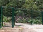 Фотография в Строительство и ремонт Разное Ворота распашные «Gardis» изготовлены из в Омске 20990