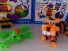 Изображение в Для детей Детские игрушки Мягкий конструктор-липучка Банчемс (Bunchems) в Омске 850