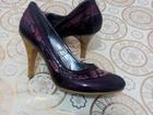 Изображение в   Продам туфли в отличном состоянии! ! Цвет:чёрный, в Омске 0
