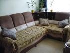 Увидеть фотографию Мягкая мебель Угловой диван, кресло 38724660 в Омске
