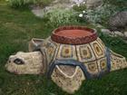 Увидеть foto Ландшафтный дизайн Черепахи - декоративная крышка на люк 40035486 в Омске