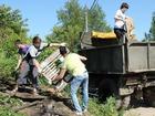 Скачать бесплатно фотографию Транспортные грузоперевозки Вывоз мусора на городскую свалку Омска 67707426 в Омске