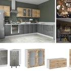 Кухонный гарнитур модульный The Loft