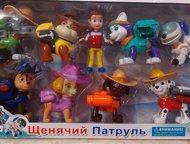 Новинка Наборы Щенячий патруль 9 героев Огромный выбор игрушек Щенячий патруль п