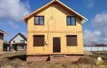Дом из СИП-панелей, Дома по Канадской технологии