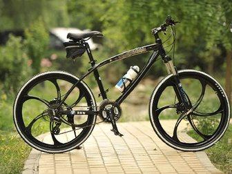 Скачать изображение  Велосипеды на литых дисках 32483769 в Омске