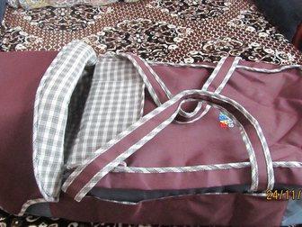 Просмотреть foto Детская одежда продается сумка-переноска 32554090 в Омске