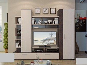 Увидеть фото Производство мебели на заказ Гостиный гарнитур Даллас 33016149 в Омске