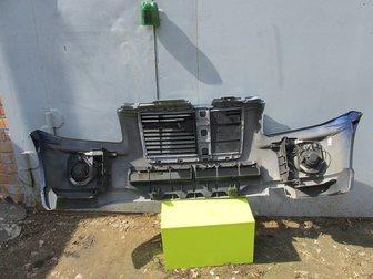Скачать бесплатно фотографию Автозапчасти бампер передний для Suzuki Wagon R Solio 33564558 в Омске