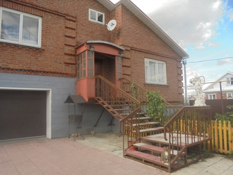Просмотреть foto  продам кирпичный коттедж в уровнях 2007 года постройки 38481570 в Омске