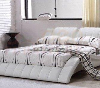 Изображение в Мебель и интерьер Производство мебели на заказ Артикул Кр-010  Кровать мягкая  Материал в Омске 57000