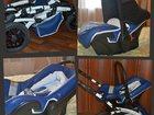 Фото в Для детей Детские коляски Продается элегантная эффектная коляска для в Орехово-Зуево 17000