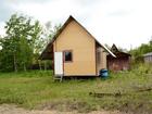 Смотреть изображение Дачи Дача 60 м² на участке 12 сот, 40054174 в Куровском