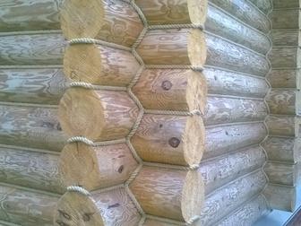 Увидеть фото Строительство домов Строим бани, сауны, срубы 36042240 в Москве