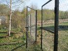 Смотреть фотографию  Ворота и калитки металлические, распашного типа Арзамас 39718981 в Арзамасе
